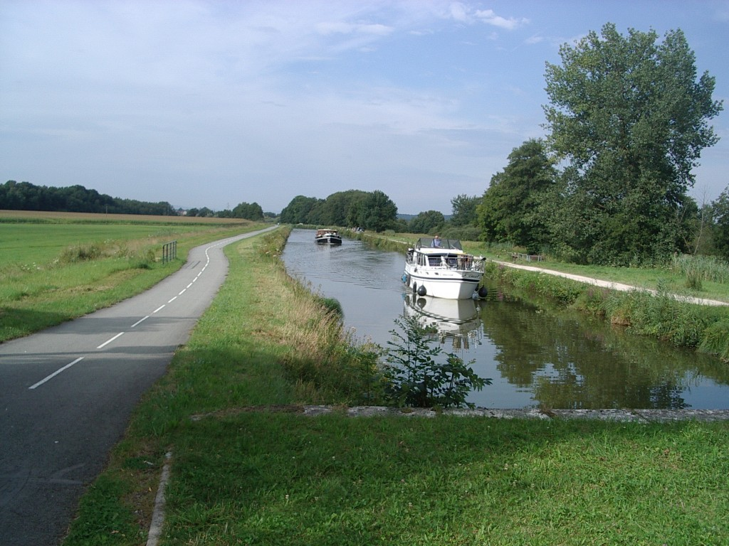 EV6 am Kanal