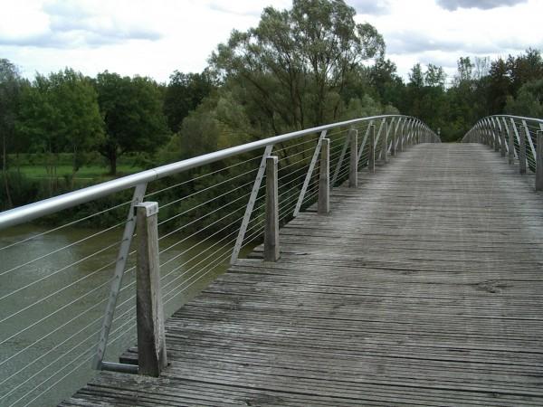 Brücke bei Moosburg