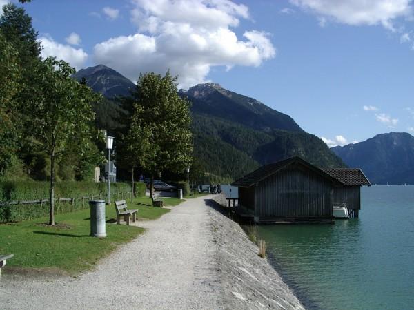 Aachensee-Ufer