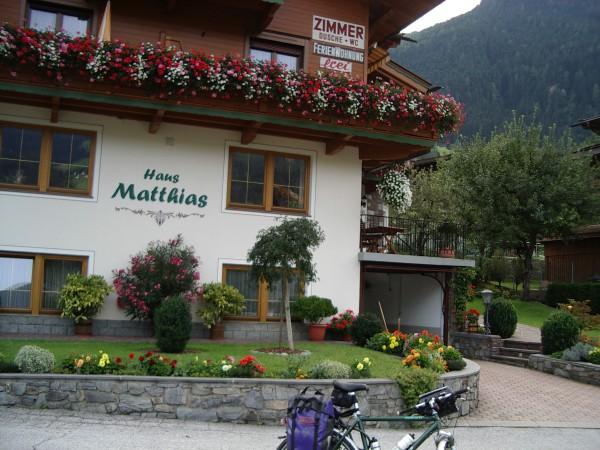Haus Matthias in Ramsau