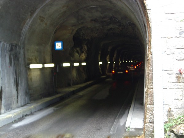 Roher Tunnel