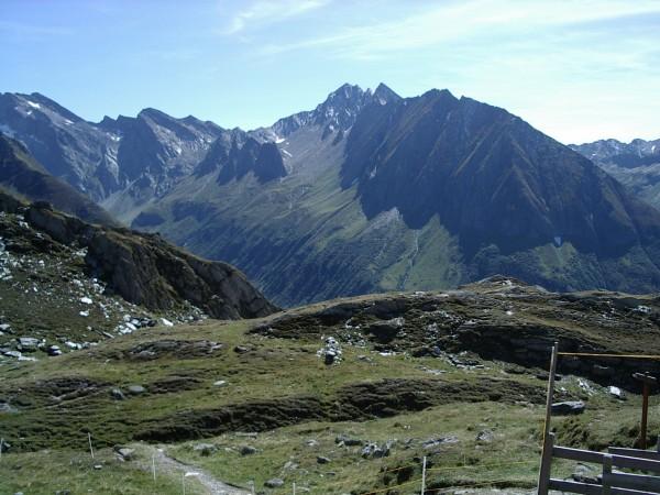 Berge ringsum