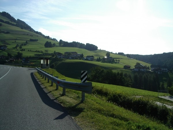 Sonnenstraße bei Terenten