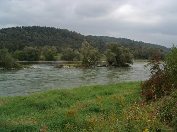 Isar-Mündung