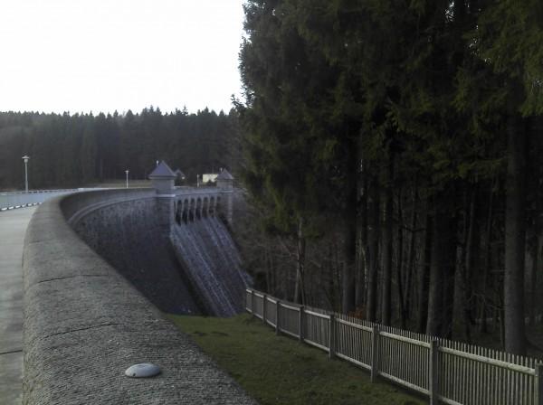 Talsperre Neunzehnhain II